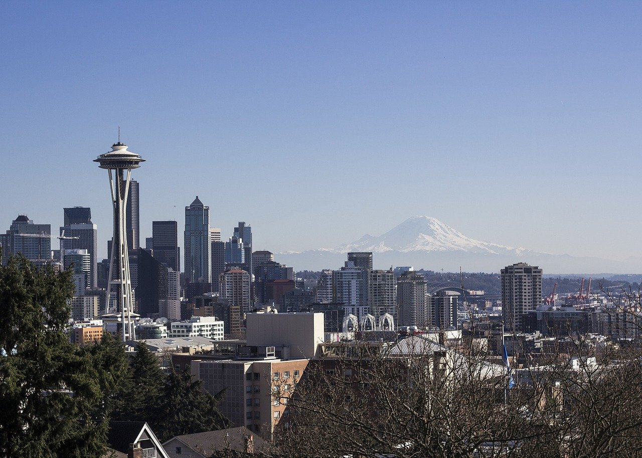 Seattle is known as the country's most dog-obsessed city