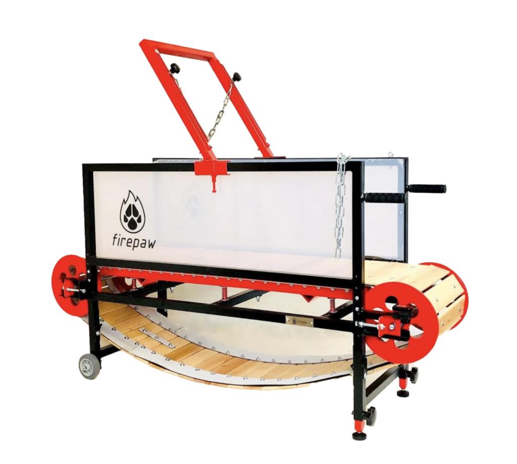 Firepaw Standard Dog Treadmill — Slatmill