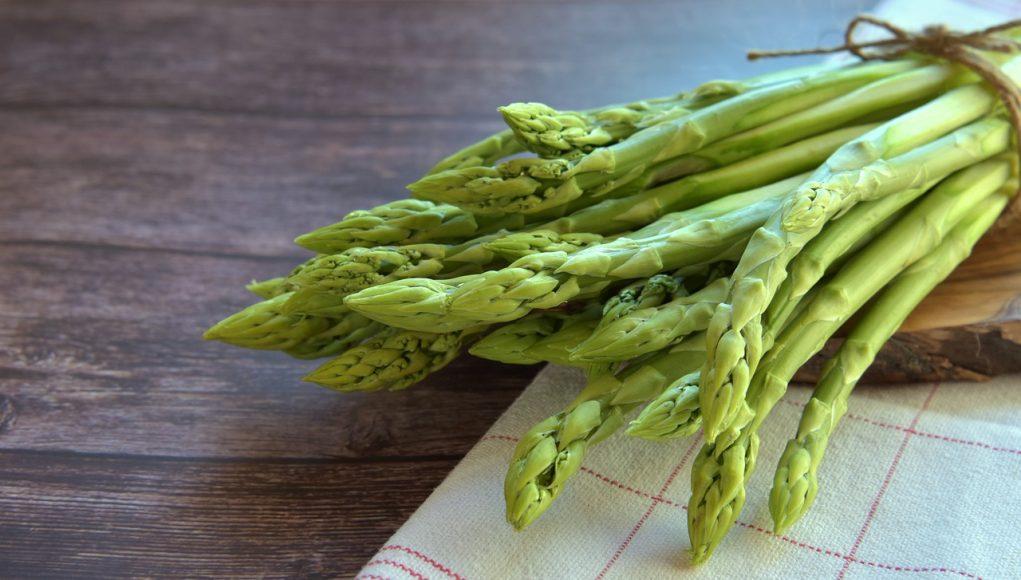 asparagus on a table - can dogs eat asparagus cover image